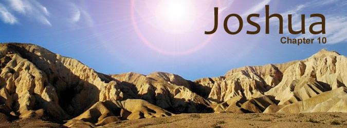 Joshua 10 Verse By Verse